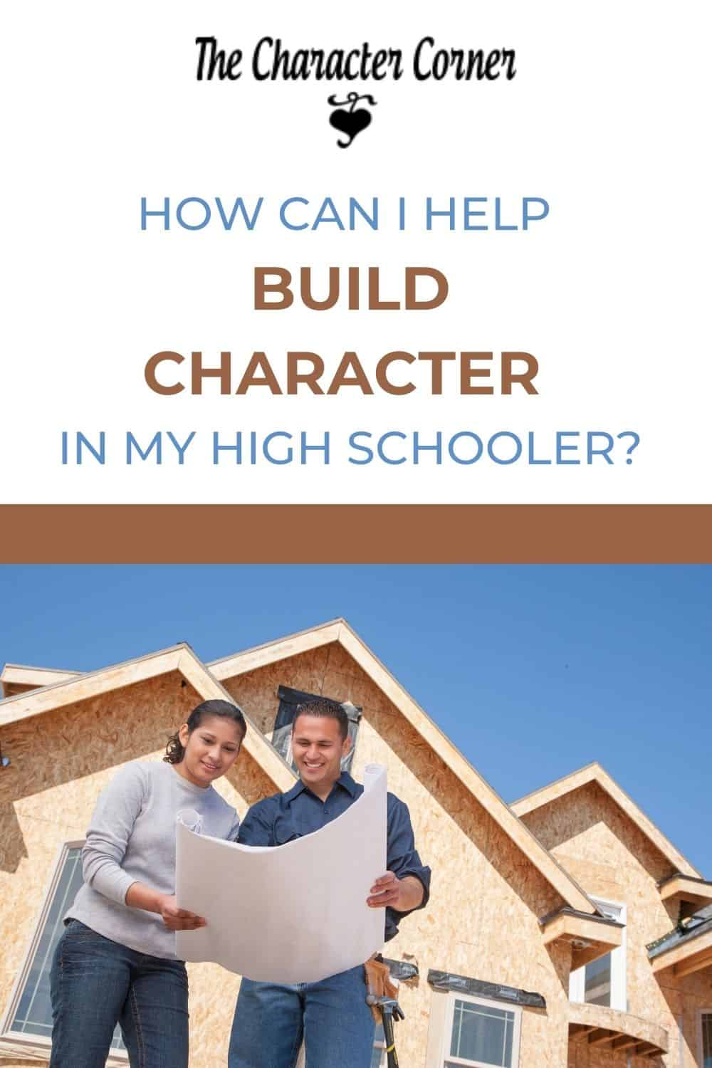 building plans for character building