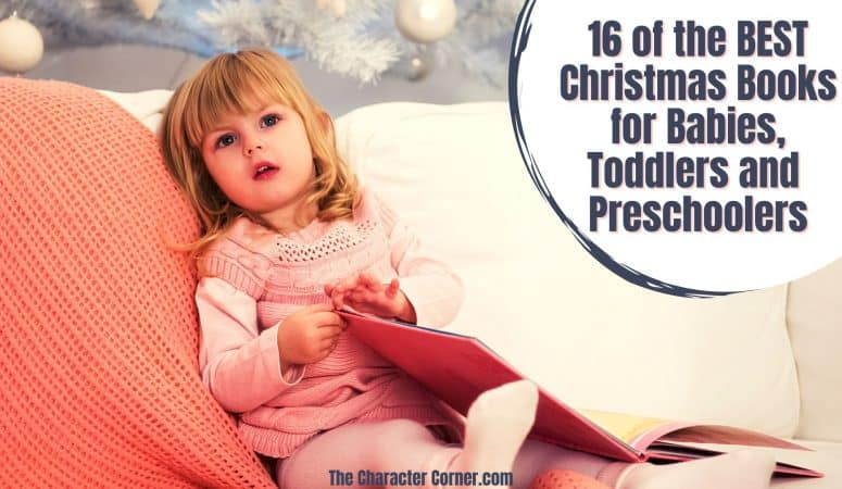 The 16 Best Christmas Books For Your Baby, Toddler, or Preschooler