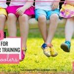 9 Tips For Character Training In Preschoolers
