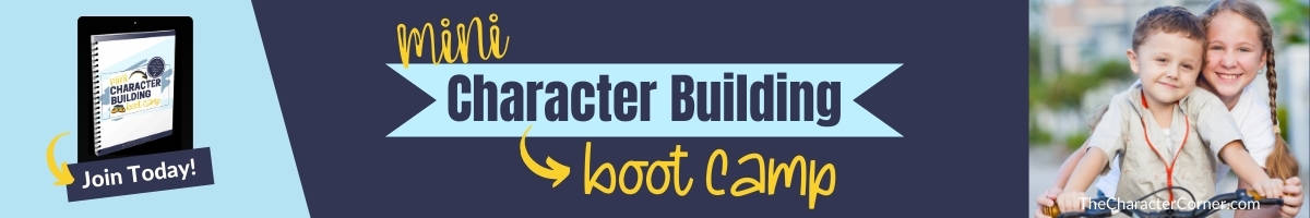 Mini Character Building Boot Camp